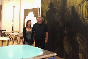 Siena Phelps Art Internship