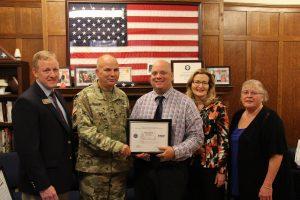 Shawn Taylor Patriot Award