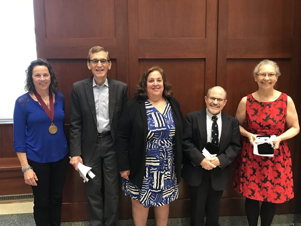 Faculty Awards and Promtions 2017