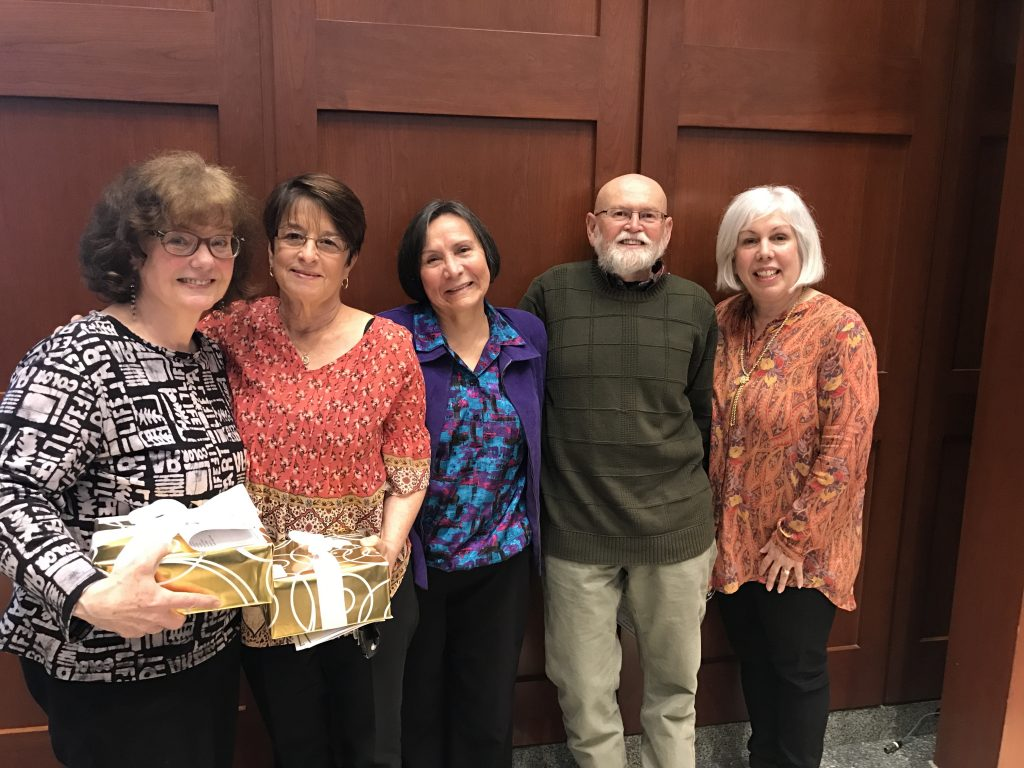 Faculty Awards and Promotions 2017