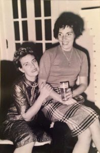 Dorothy and sister Geraldine