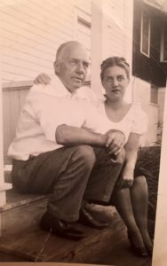 Dorothy and her father