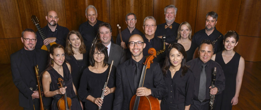 The Saint Rose Camerata, a musical group of Saint Rose faculty