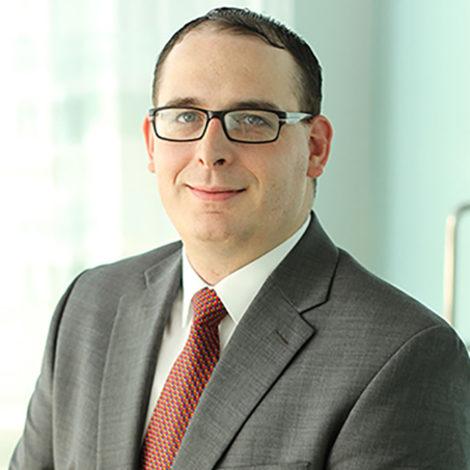 William Price, Masters in Business Administration graduate