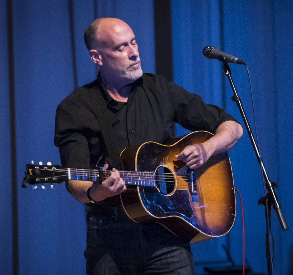 Grammy Winning Artist Marc Cohn performing.