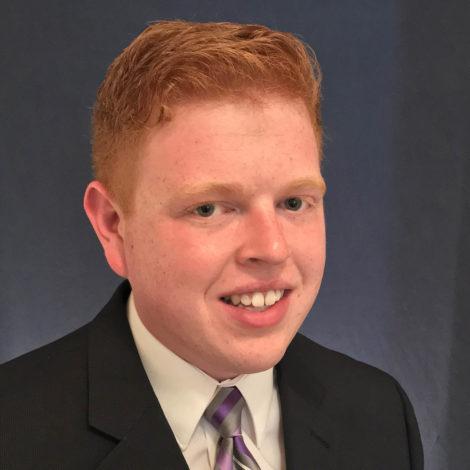 Ryan Senecal, 2017 Graduate Political Science