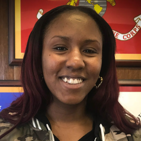 Ashley Turner, Student Veteran at Saint Rose