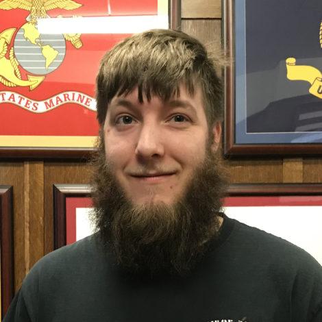 Mike Jarvis, veteran student using the GI Bill at Saint Rose