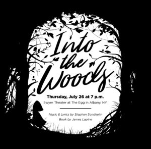 Into the Woods Performance Poster