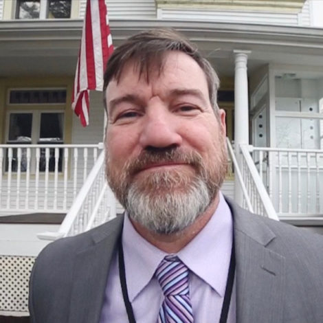 Norman McAfee masters in adolescence education graduate