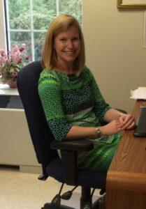 Jennifer Hankin, Director of Academic Advising