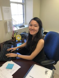 Jenny Soudachanh, Academic Counselor