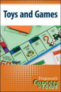 Careers in Focus: Toys and Games