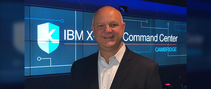 Saint Rose alum Michael Barcomb at IBM