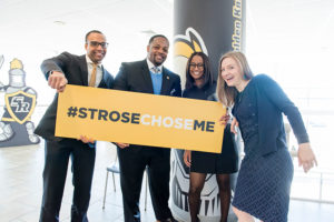 The College of Saint Rose Visit Opportunity Accepted Students Day