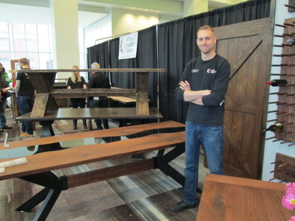 Brian Seitz Alumni Gift Guide Woodworking Custom Furniture