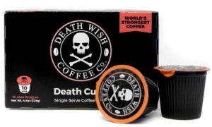 Death Wish Coffee Alumni Gift Guide KCups