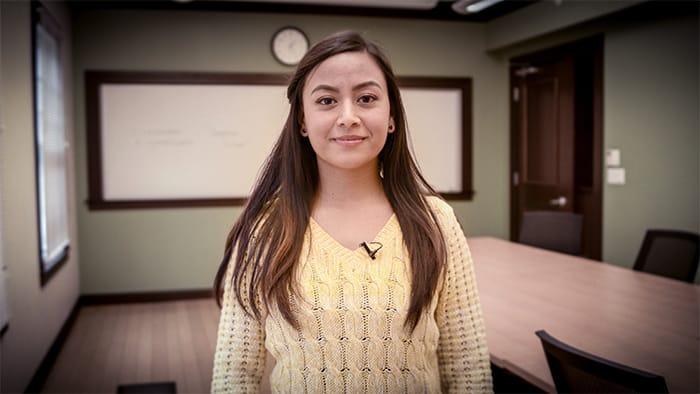 Ridina Shakya G'19