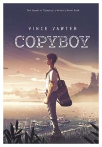 Copyboy novel art