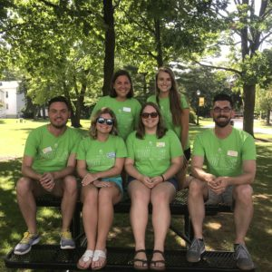Summer Academy Staff on the Saint Rose Campus 2018