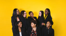 2019 Saint Rose BOLD Scholars