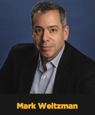 Headshot of Mark Weitzman