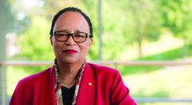 Dr. Shirley Ann Jackson