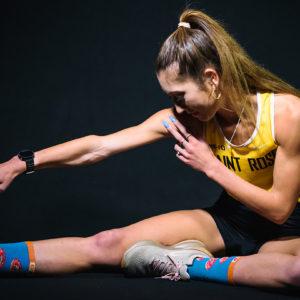 Christine Myers Student Athlete Runner at Saint Rose