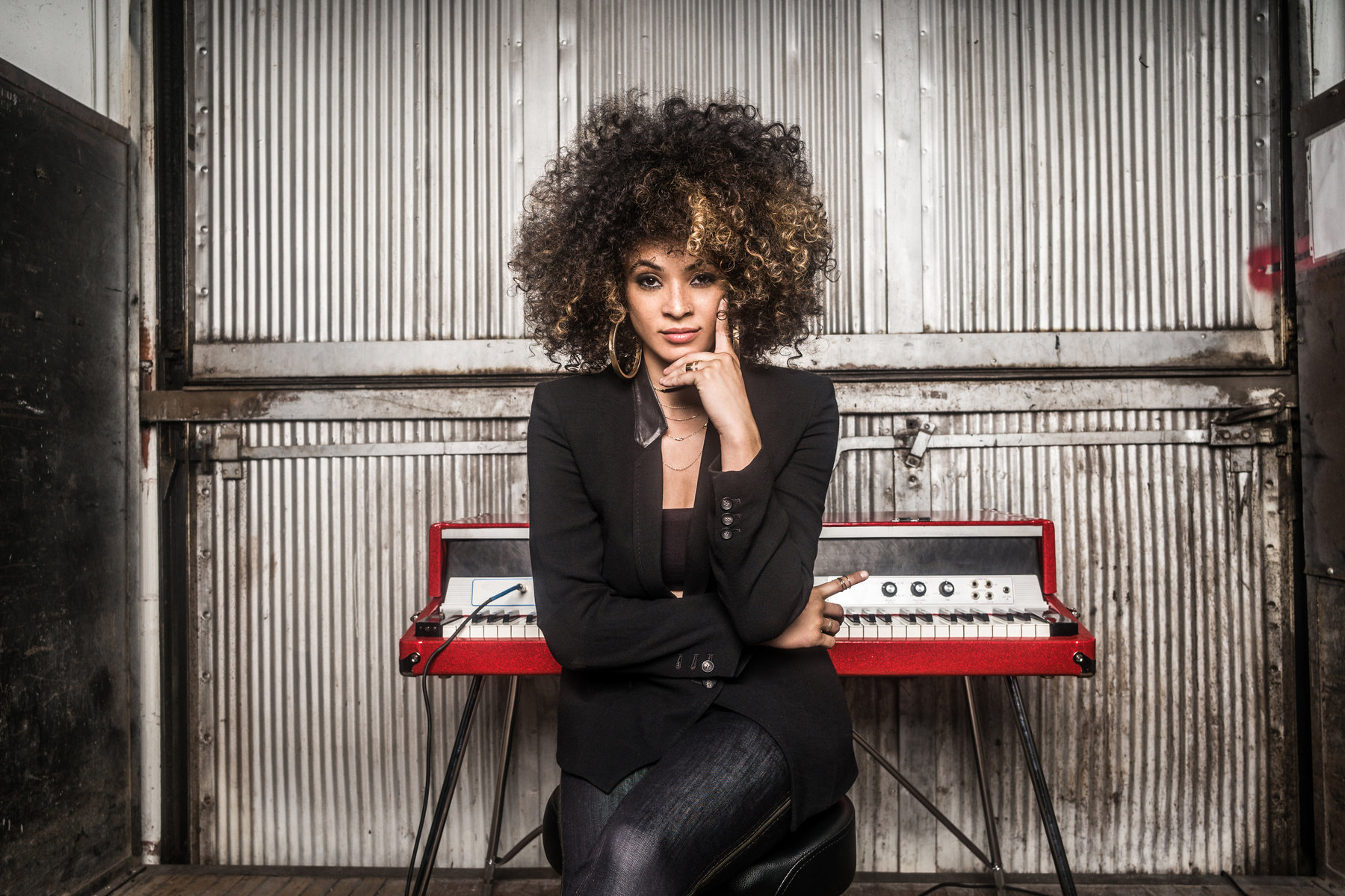 Vocalist Kandace Springs