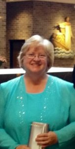 Kathleen Burns Bragle '69