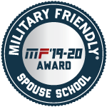 Military Friendly Spouse School 2019-2020