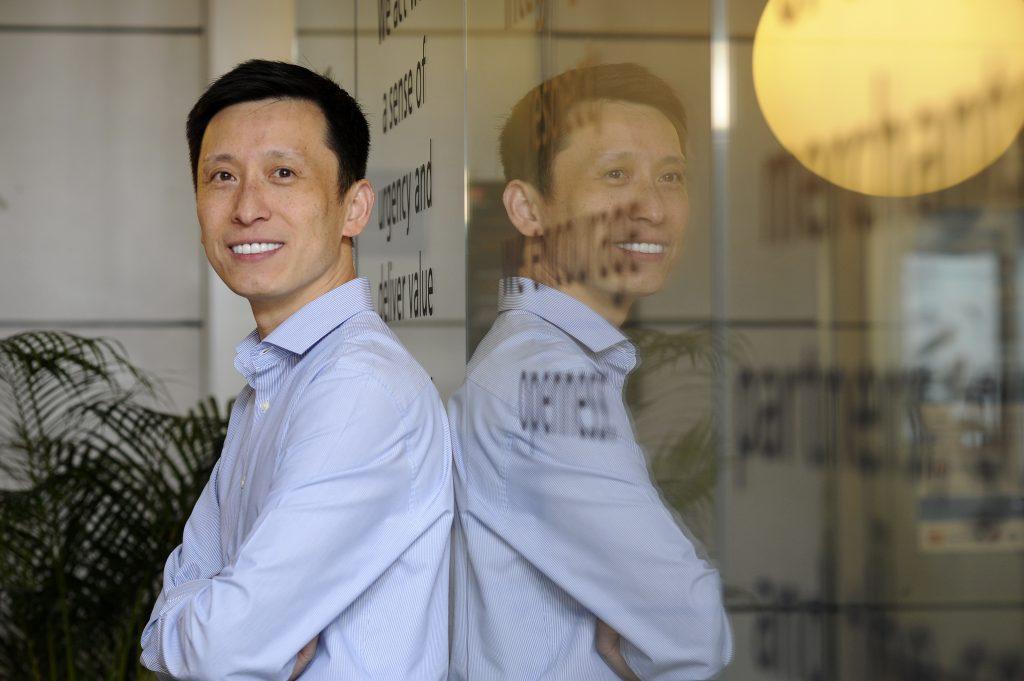 Hai Ling, Mastercard executive and Saint Rose alum