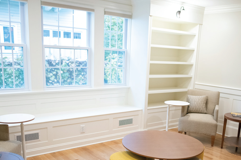 Women's Leadership Institute - Window Seats (7 TOTAL) | $2,500 EACH