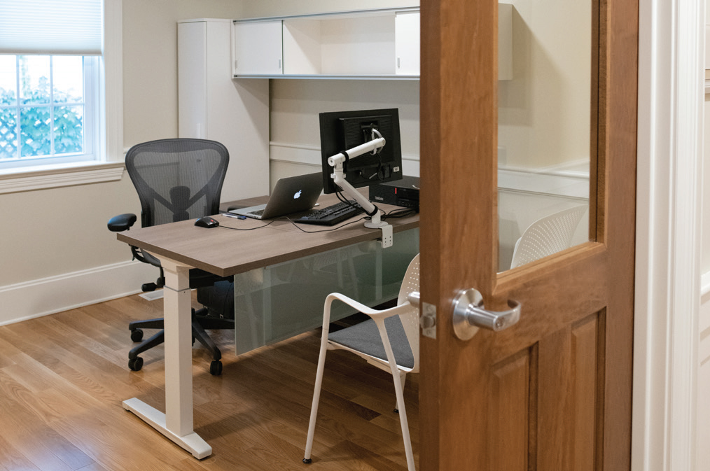 Women's Leadership Institute - Visiting Lecturer's office (142 SQ. FT.) $25,000