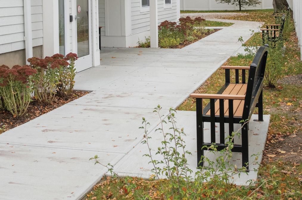 Women's Leadership Institute - Garden Benches (5 TOTAL) | $5,000 EACH