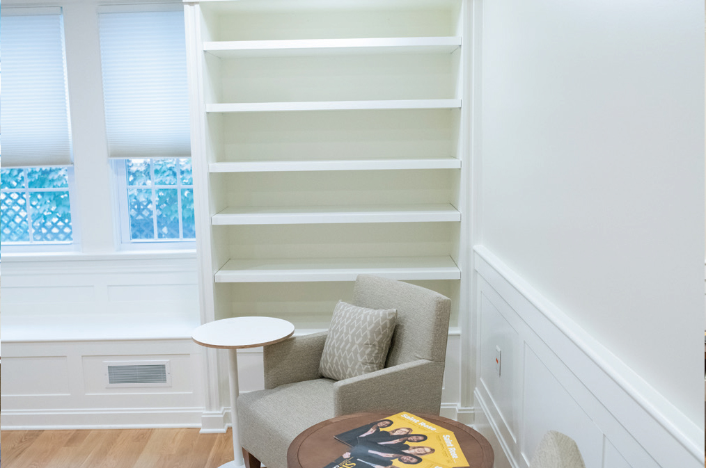 Women's Leadership Institute - Bookcases (16 TOTAL) | $2,500 EACH