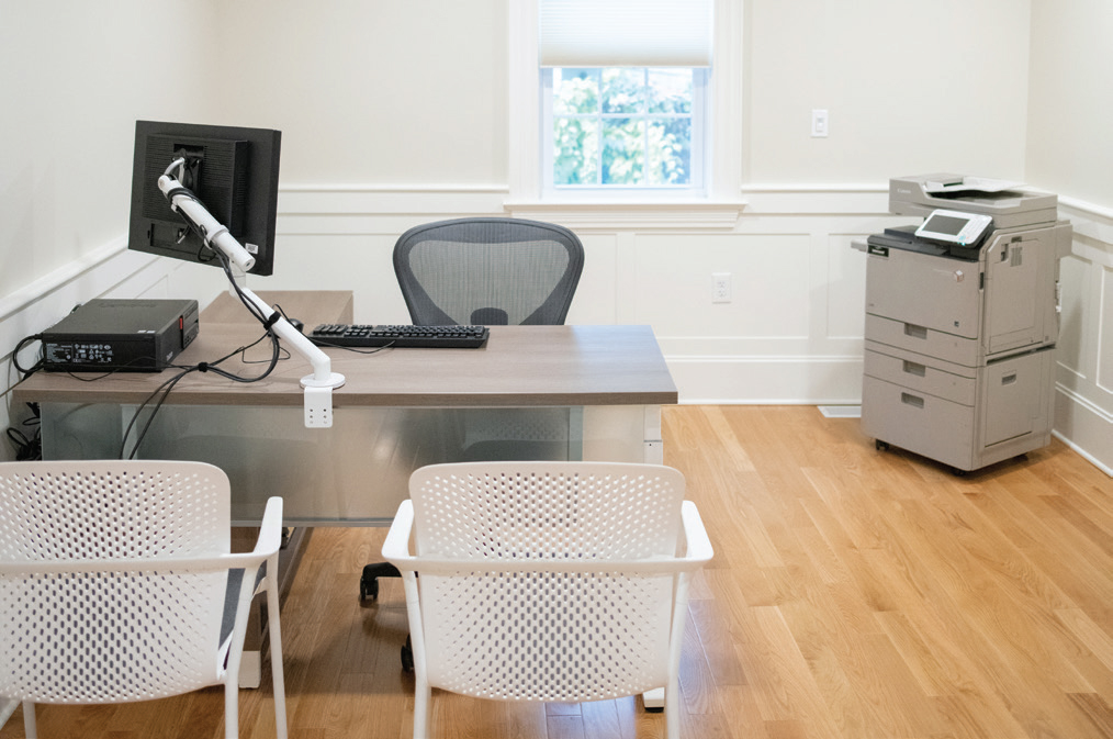 Women's Leadership Institute - Administrative Support Office (150 SQ. FT.) | $25,000