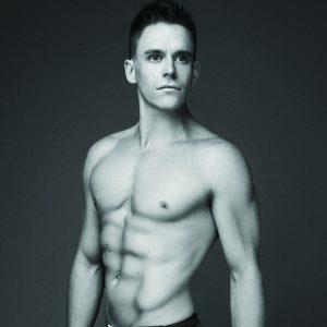 Brandon Birchak, Saint Rose alum, national champion diver, member of Cirque du Soleil