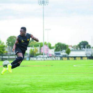 Wari Isaac, Saint Rose men's soccer player