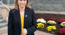 Lori Anctil, AVP and director of athletics at Saint Rose