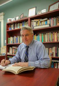 Gerald Lorentz, Dean of Arts and Humanities