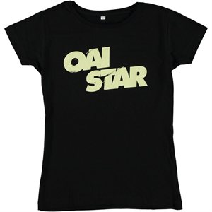 768b32b46c0e7 T-shirt Oai Star femme motif OaiOai