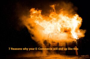 Read more about the article 7 Reasons Why Your Online E-Commerce Website WILL FAIL!