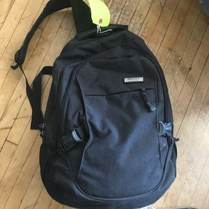 Black Meijieluo backpack