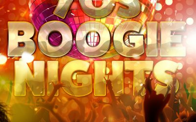 EXPIRED: 70's Boogie Nights Party!