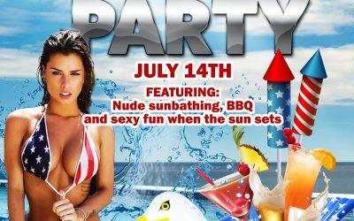 EXPIRED: Merica Pool Party!
