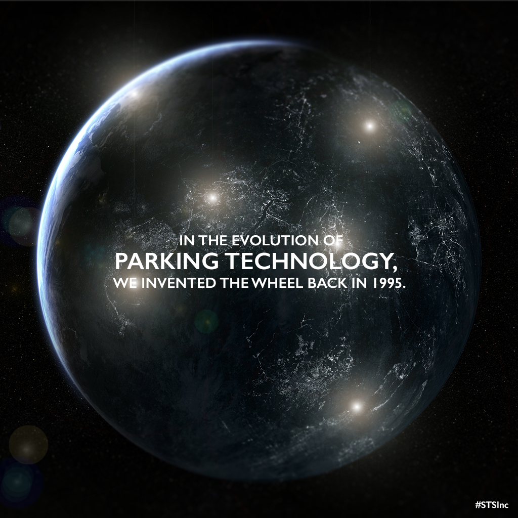 Evolution of Parking Technology