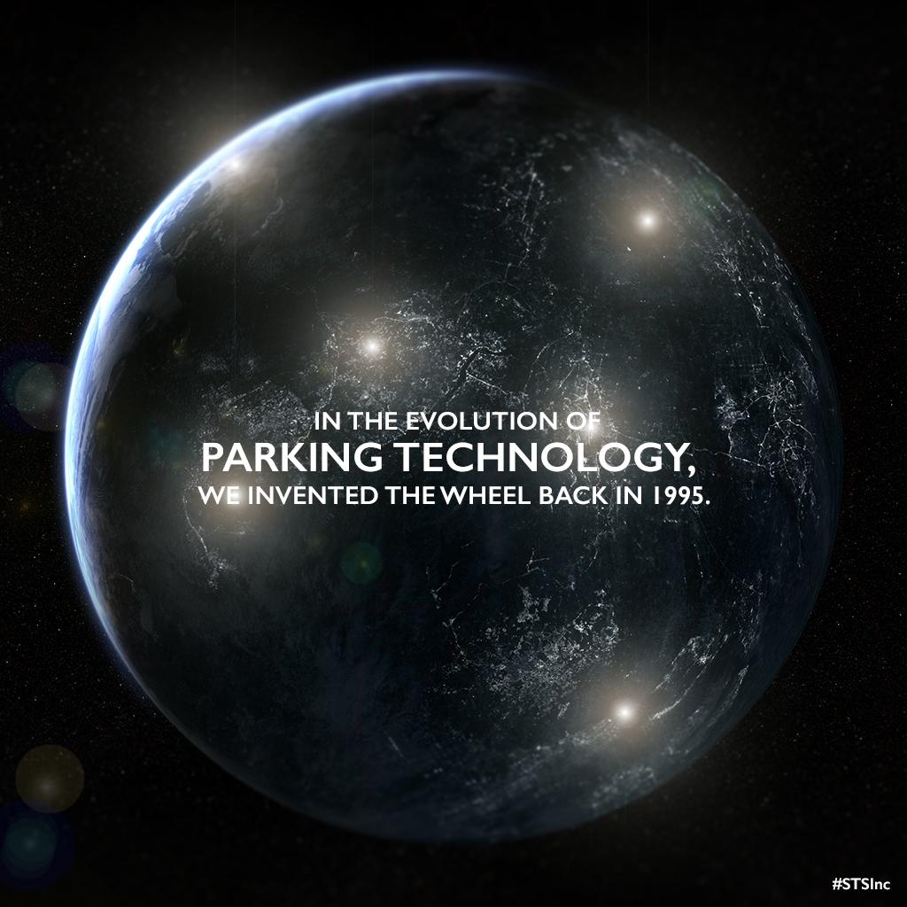 Evolution of Parking Technology