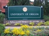 University of Oregon image
