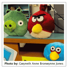 Angry Birds- SAT Prep